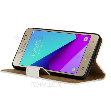 pu leather stand for samsung galaxy j2 prime retro