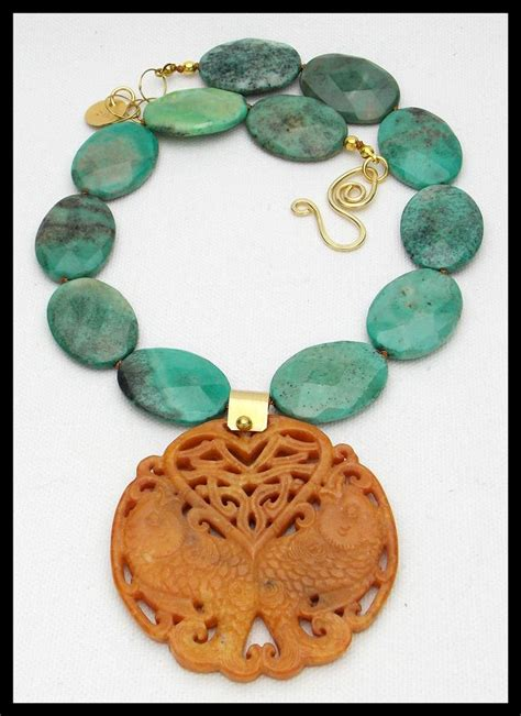 green opal necklace 25 best ideas about jade pendant on pinterest jade