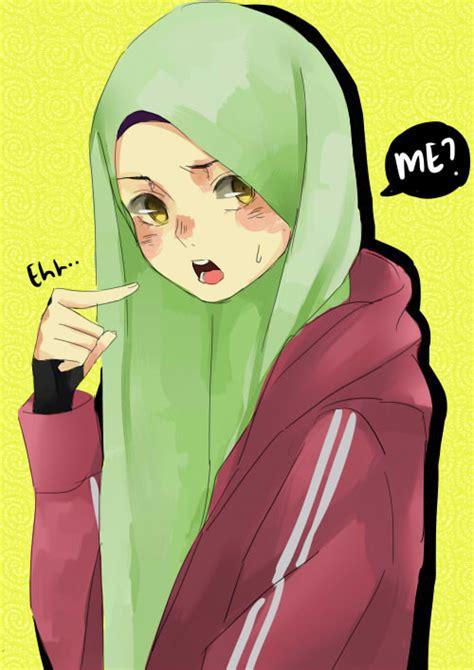 anime muslim ehh me by tiktokxii on deviantart hijab pinterest