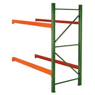 husky shelving parts 48 quot d x 96 quot h teardrop pallet rack adder units wireway husky