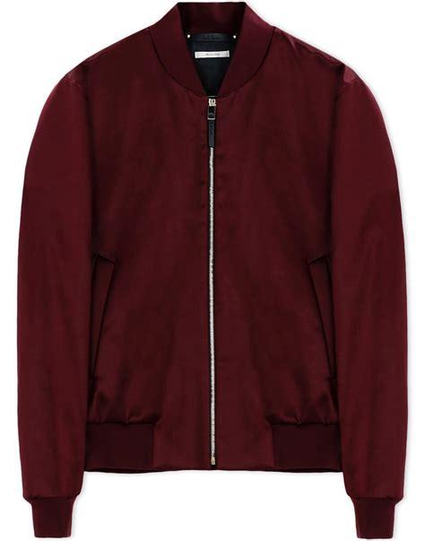 Jaket Marron paul smith jacket in purple for maroon lyst