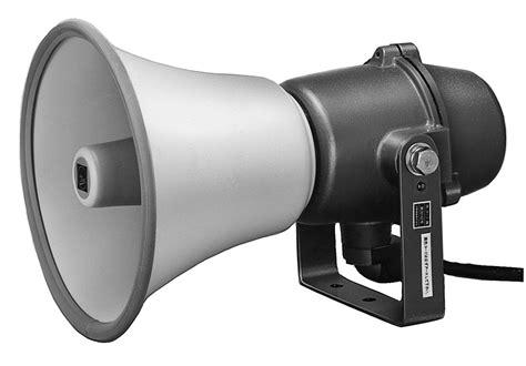 Horn Speaker Toa 15 Watt audio horn speakers studio design gallery best design