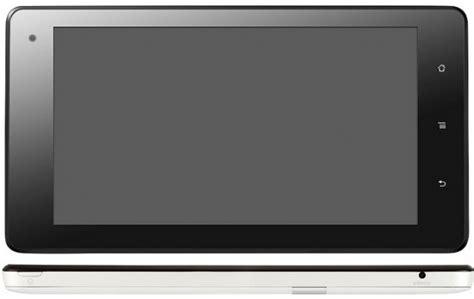 Tablet Huawei Ideos Slim huawei s7 slim tablet joins ideos x3 in pre mwc images