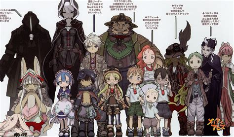 Noken As Buta Mio J By L J M category characters made in abyss wiki fandom powered