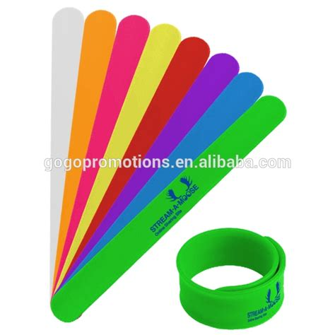 Children Wristband With Silicone Ruler Band,Kids Ruler Silicone Snap Wristband,Directly Factory