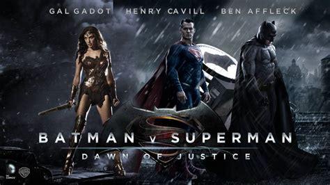 film bioskop terbaik maret 2016 film batman v superman dawn of justice tayang 23 maret