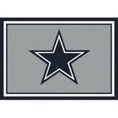 Football Rug Go With The Flow by Glidden Paint Dallas Cowboys Paint Colors Glidden