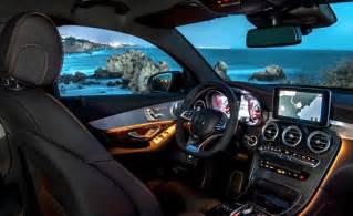 Interior Window Trim 2018 Mercedes Glc Coupe Reviews Specs Interior