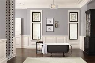 Color trend for bathrooms
