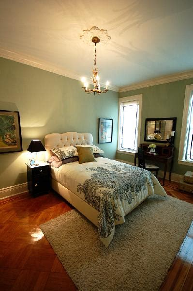 green painted bedrooms green paint colors transitional bedroom benjamin
