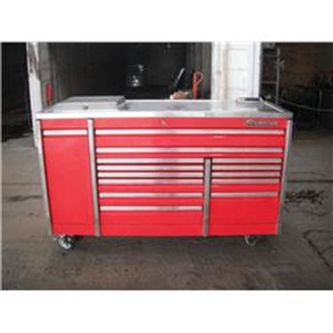 snap on rolling tool chest