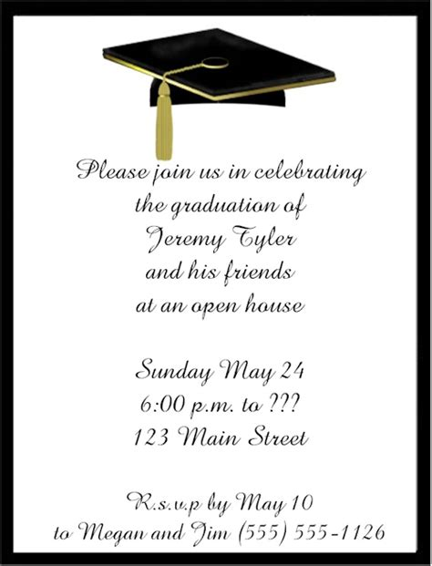 preschool graduation announcements templates preschool graduation invitations gangcraft net