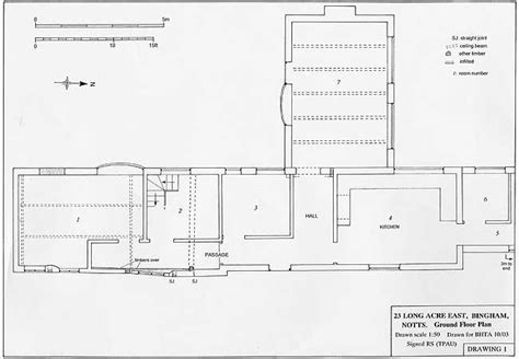 Floor Plan Scale 1 50 by House Plan Scale 1 50 House Design Plans