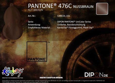 pantone 476c plasti dip 174 braun pantone 174 476c matt kandydip 174 gl 228 nzend
