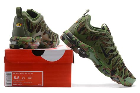 Sneakers Motif Army Gotrack Camo Green newest nike air max plus tn ultra army green camouflage