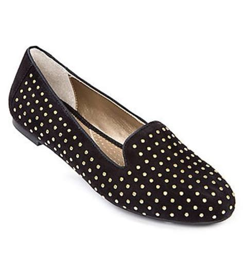 Studed Loafer Shoes shoes flats studs flat studded studded flats studded