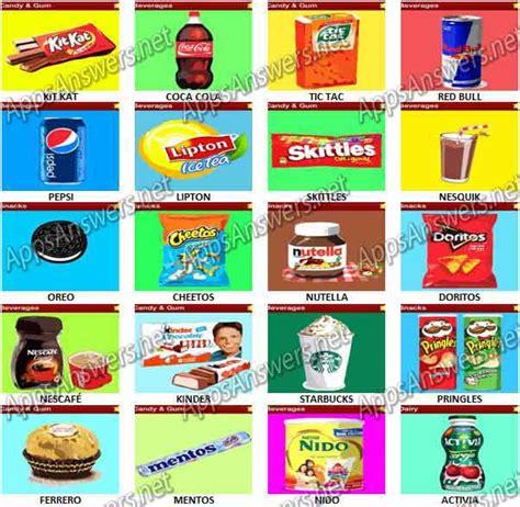 food quiz trivia usa worldwide answers apps
