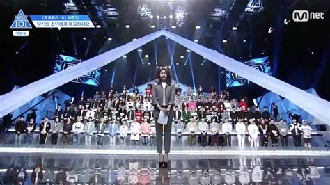 contestants of produce 101 season 2 undergo harsh