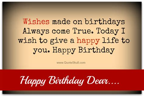 Birthday For Him Quotes Happy Birthday Quotes For Him Bing Images