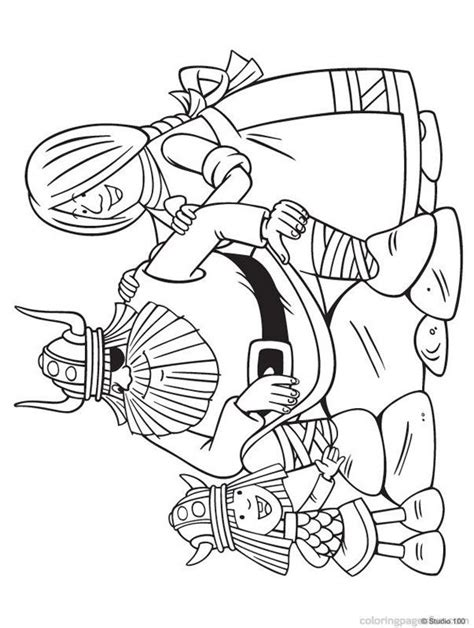 viking coloring page coloring home
