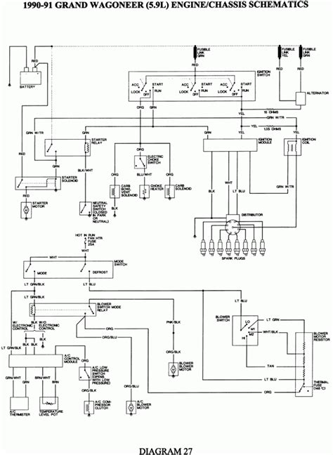 mitsubishi jeep wiring diagram free picture schematic