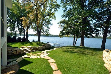 backyard view lake josephine elite custom builders