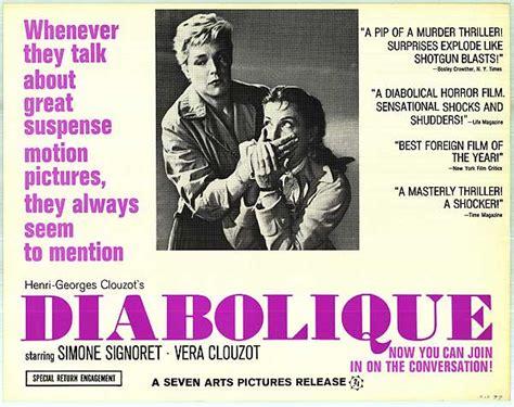 Diabolique 1955 Film Think You Know Your Movie Trivia Diabolique 1955