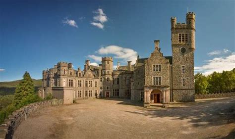 Complete House Plans by Scotland S Last Castle Goes On Sale For Price Of London