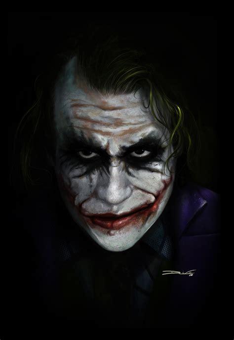 images of the joker the joker by danluvisiart on deviantart