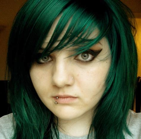 hairstyles color green green hair color ideas that just might work