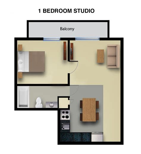 one bedroom efficiency 1 bedroom studio 28 images 1 bedroom apartment house