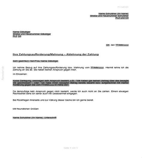 Musterbrief Ablehnung Einer Bewerbung Mahnung Fr Freiberufler Vorlage Muster Mahnung Vorlage Fr Das Dritte Schreiben Muster