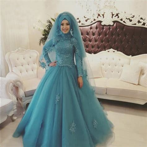 Maxi Cinderella Biru Turkish popular muslim dress buy cheap muslim dress