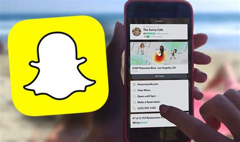 snapchat android update snapchat update as popular messaging app gets new context cards feature tech style