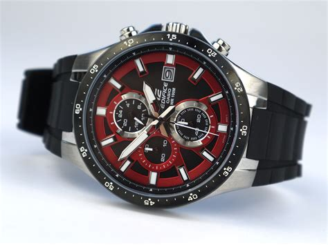 Edifice Casio Stainless casio efr519 1a4v edifice high quality gallery