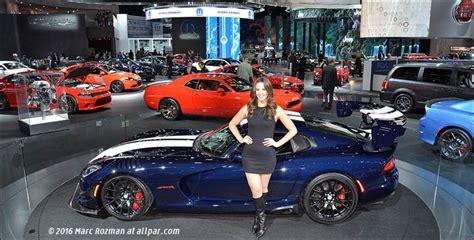 girly cars 2016 mopar at the 2016 detroit auto naias and photos