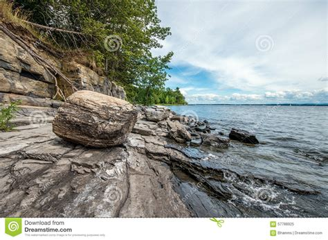boating license upstate ny point au roche state park stock image image of fishing