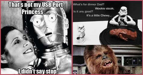 Starwars Memes - 15 of the most inappropriate star wars memes that will