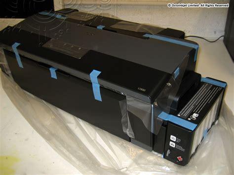 Epson L 1300 Printer A3 epson ecotank l1300 a3 inkjet printer ebay