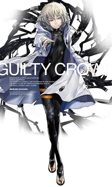 karakter anime guilty crown redjuice guilty crown guilty crown