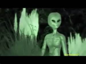 Real alien caught on tape 3 13 2012 youtube