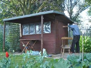 allotment sheds tiny house