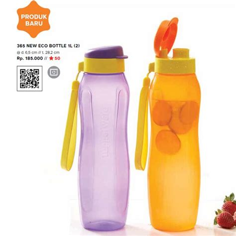 Tupperware New Eco Bottle tupperware 1l new eco bottle home appliances on carousell