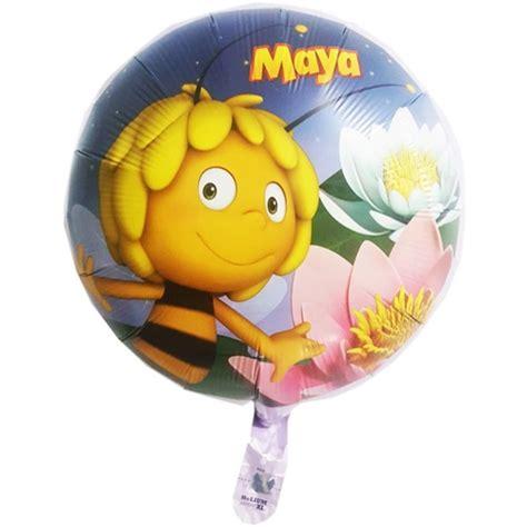 Balon Karakter Zebra arı folyo balon