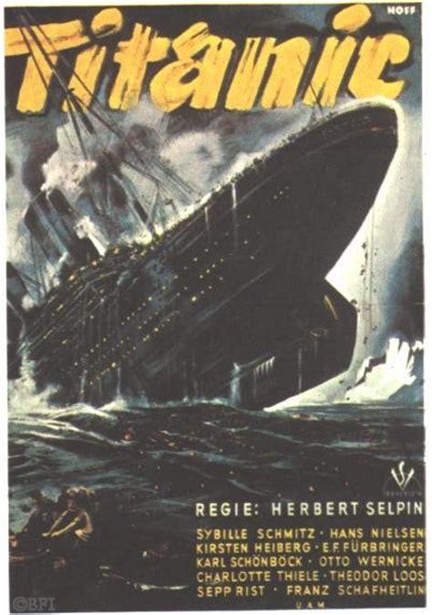 Titanic Film German | wool and wheel the german titanic 1943