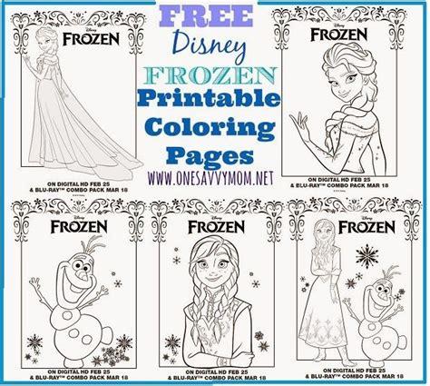 frozen mini coloring pages 634 best disney diy crafts images on pinterest disney
