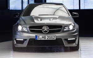 Mercedes C63 Amg Edition 507 2014 Mercedes C63 Amg Edition 507 Is Like A