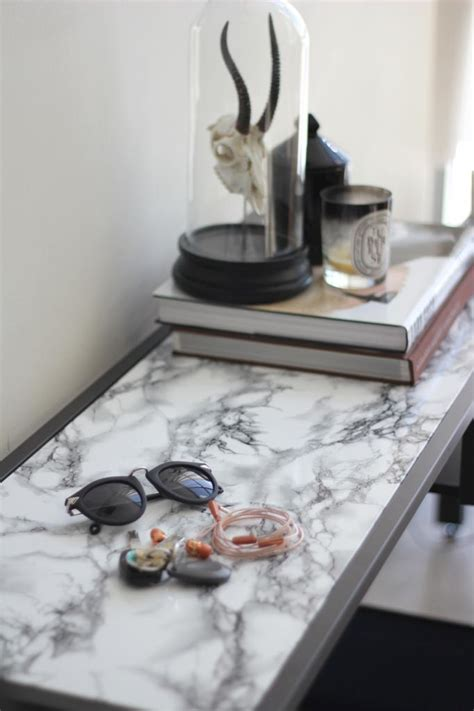 diy marble coffee table possibly most favourite ikea syl and sam tutorial faux marble table diy