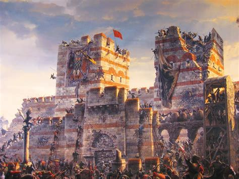 in 1453 the ottomans conquered which important christian city 561st anniversary of the conquest of constantinople