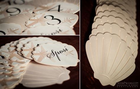 shell shaped card template sea shell themed wedding invitations and accessories